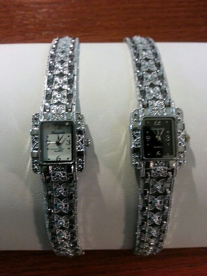Elegant Silver Watch