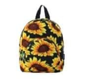 Sunflower Bookbag