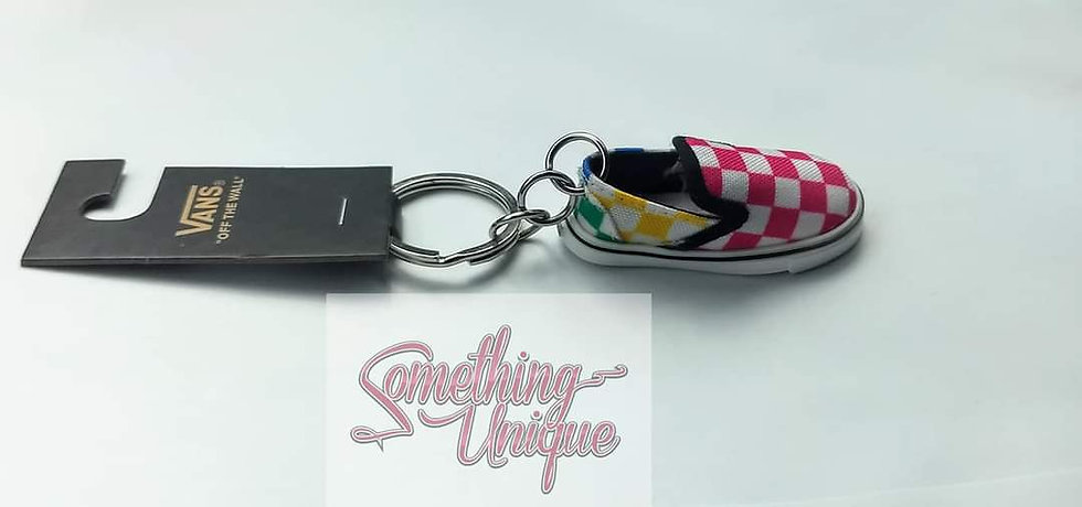 Van Shoe Keychain