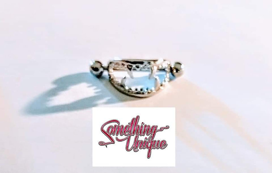 Teeth Nipple Ring