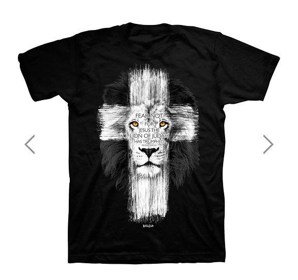 Lion Cross Tee