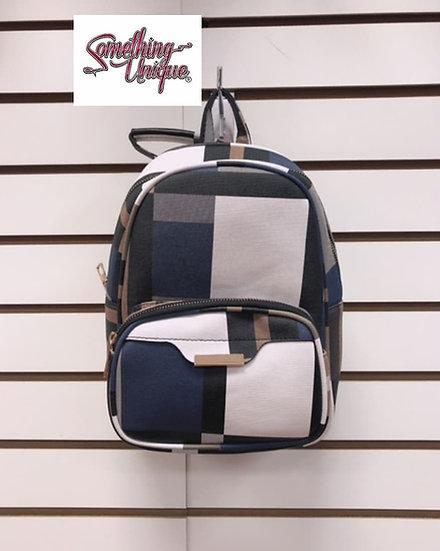 Mini Bookbag Purse