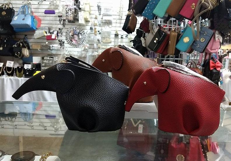 Elephant Wallet/Wristlets