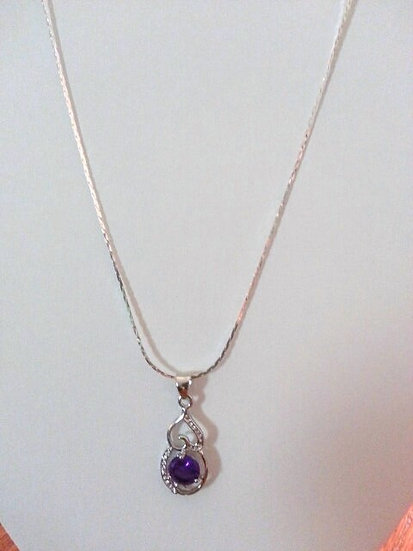 Genuine Sterling Silver Necklace