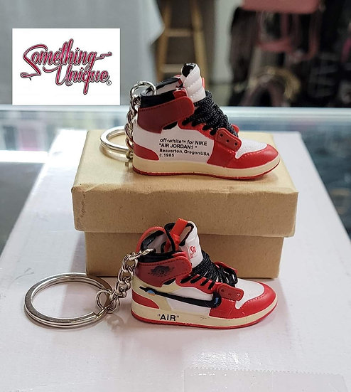Mini Shoe Keychain