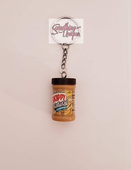 Mini Skippy Natural Creamy Keychain