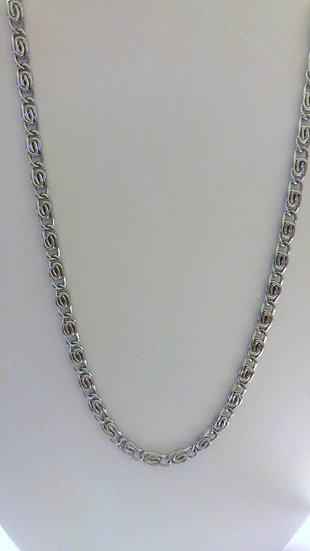 Genuine Stainless Steel Swirl Chain