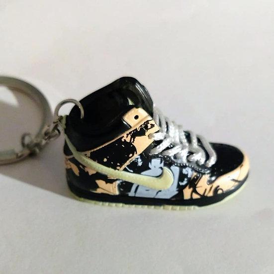 Nike Shoe Keychain
