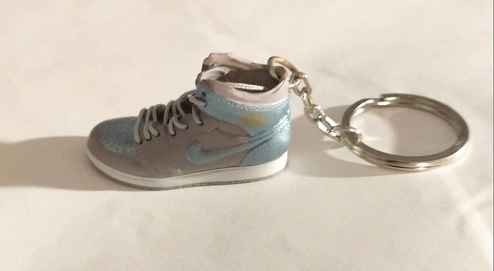 Nike Sneaker Keychain