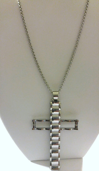 Stainless Steel Open Arm Cross