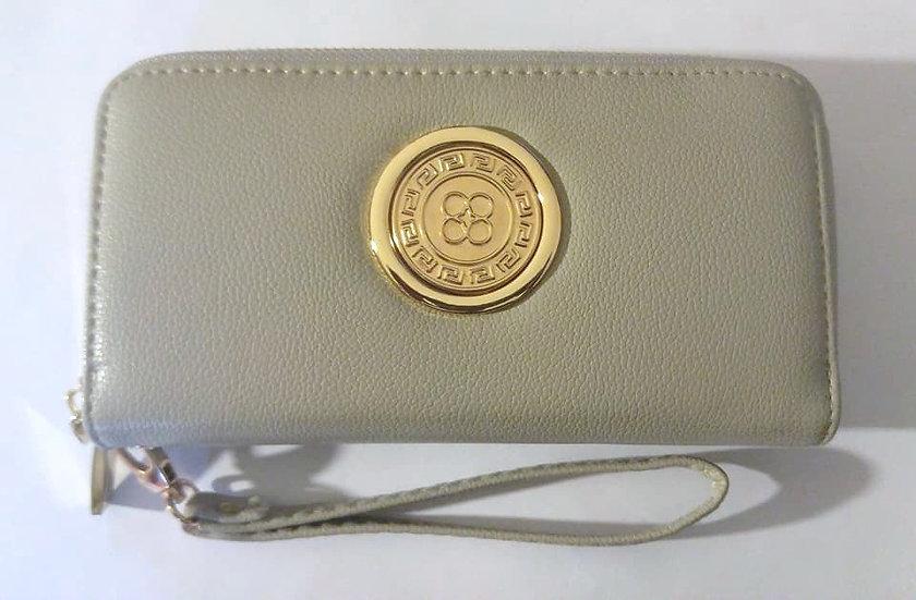 Double Zip Wallet/Wristlet