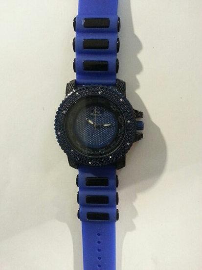 Blue & Black Watch
