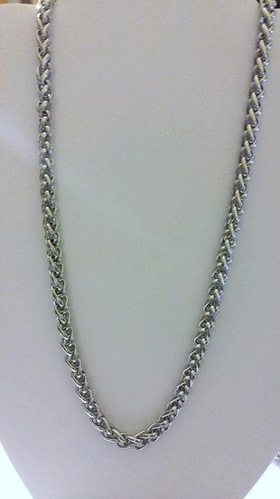 Wheat Braided Chain