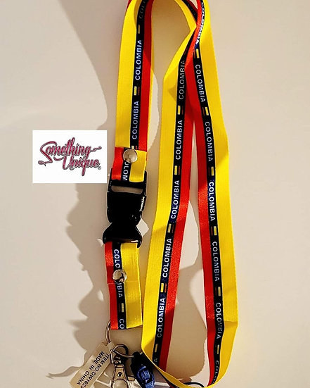 Colombia Lanyard