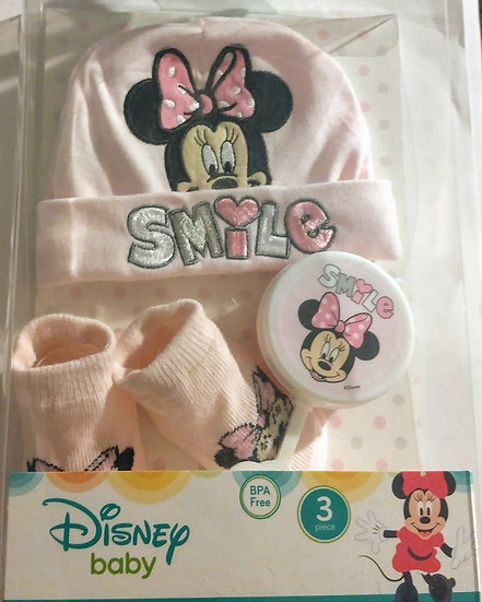 Minnie Mouse Baby Gift Set