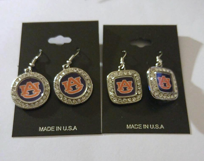 Auburn Earrings