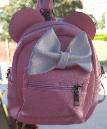 Mouse Mini Bookbag Purse