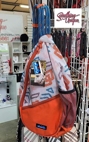 Paxton Pack Print Kavu Rope Bag