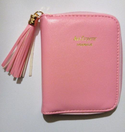 Small Tassel Wallet