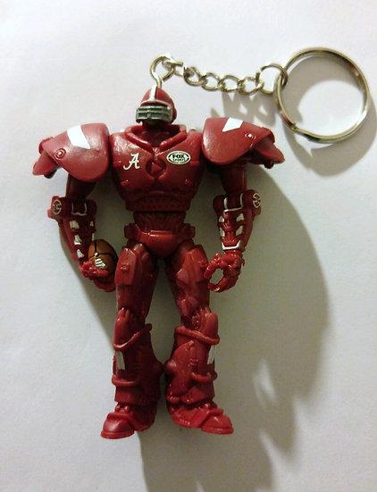 AL Robot Keychain