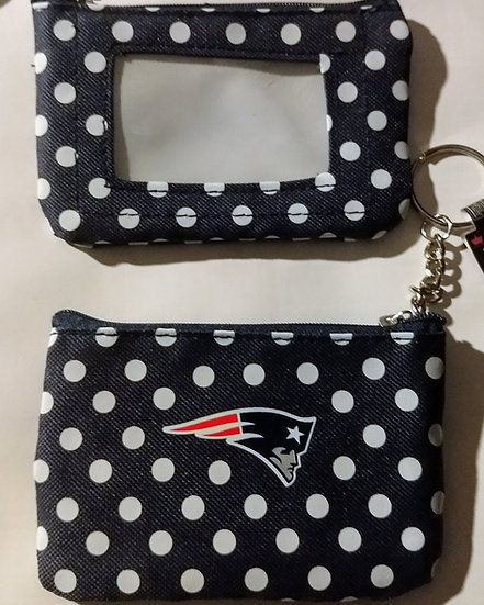 New England Patriots Coin Purse