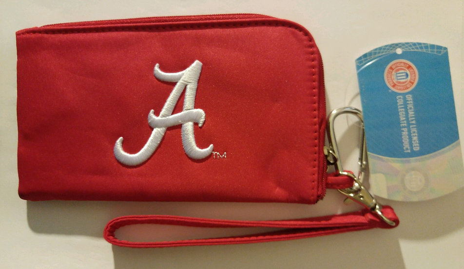 Alabama Cellphone Wallet