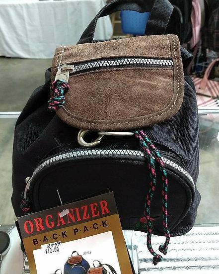 Mini Canvas Bookbag