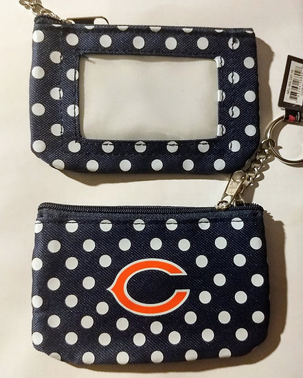 Chicago Bears Coin Purse