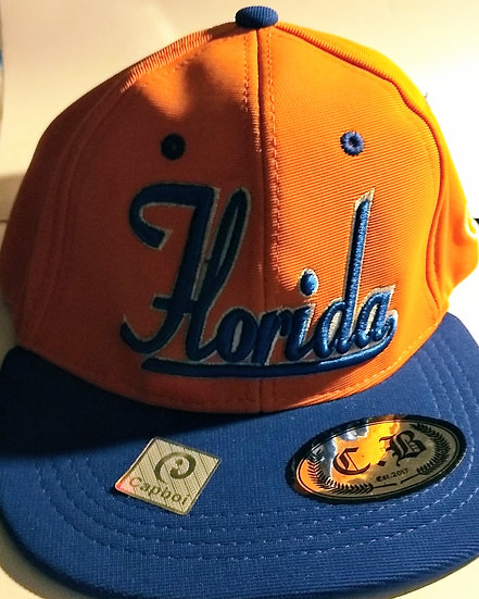 Florida Fitted Hat