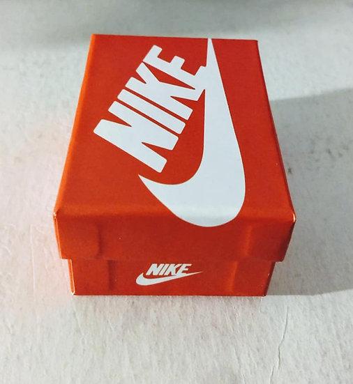 Keychain Shoe Box