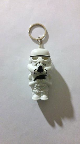 Character Light & Sound Keychain