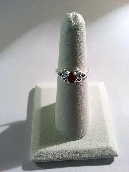 Genuine Sterling Silver Ring