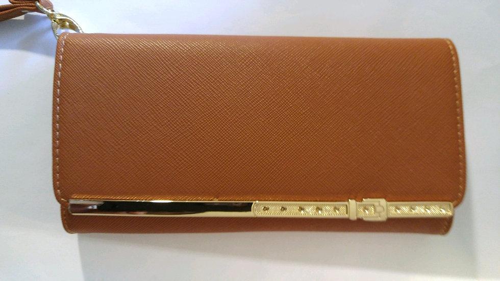 Bi-fold Wallet/Wristlet
