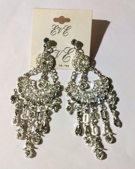 CZ Dangling Earrings
