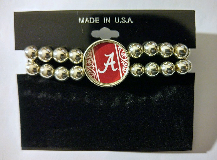 Alabama Stretch Bracelet