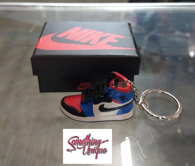 Mini Shoe Keychain