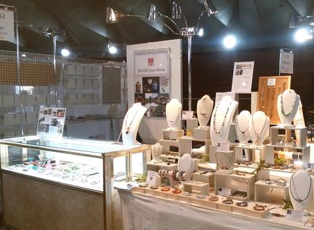 横浜Beads Art Show 開幕