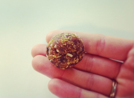 Blissful Bliss Balls