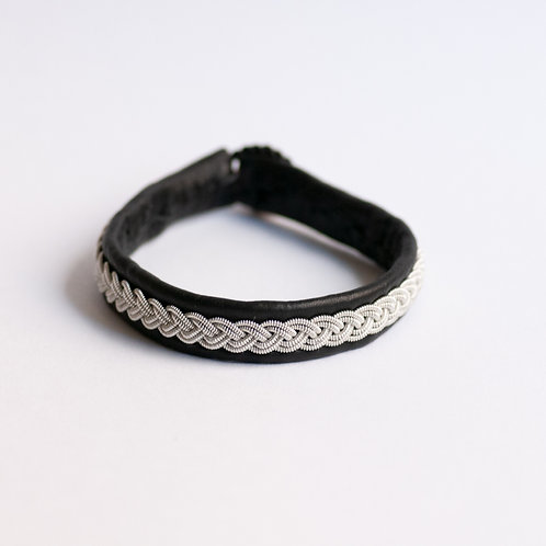 BRACELET BRC001 BLACK/WHITE/GRAY