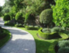 Path among Plants