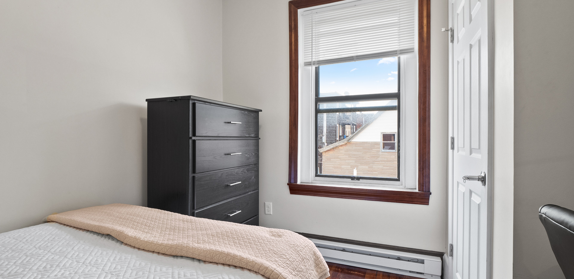 Bedroom C at 32 Shelby Unit 2