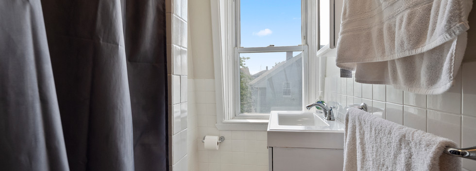 Bathroom @ 20 Governor Street Unit 3
