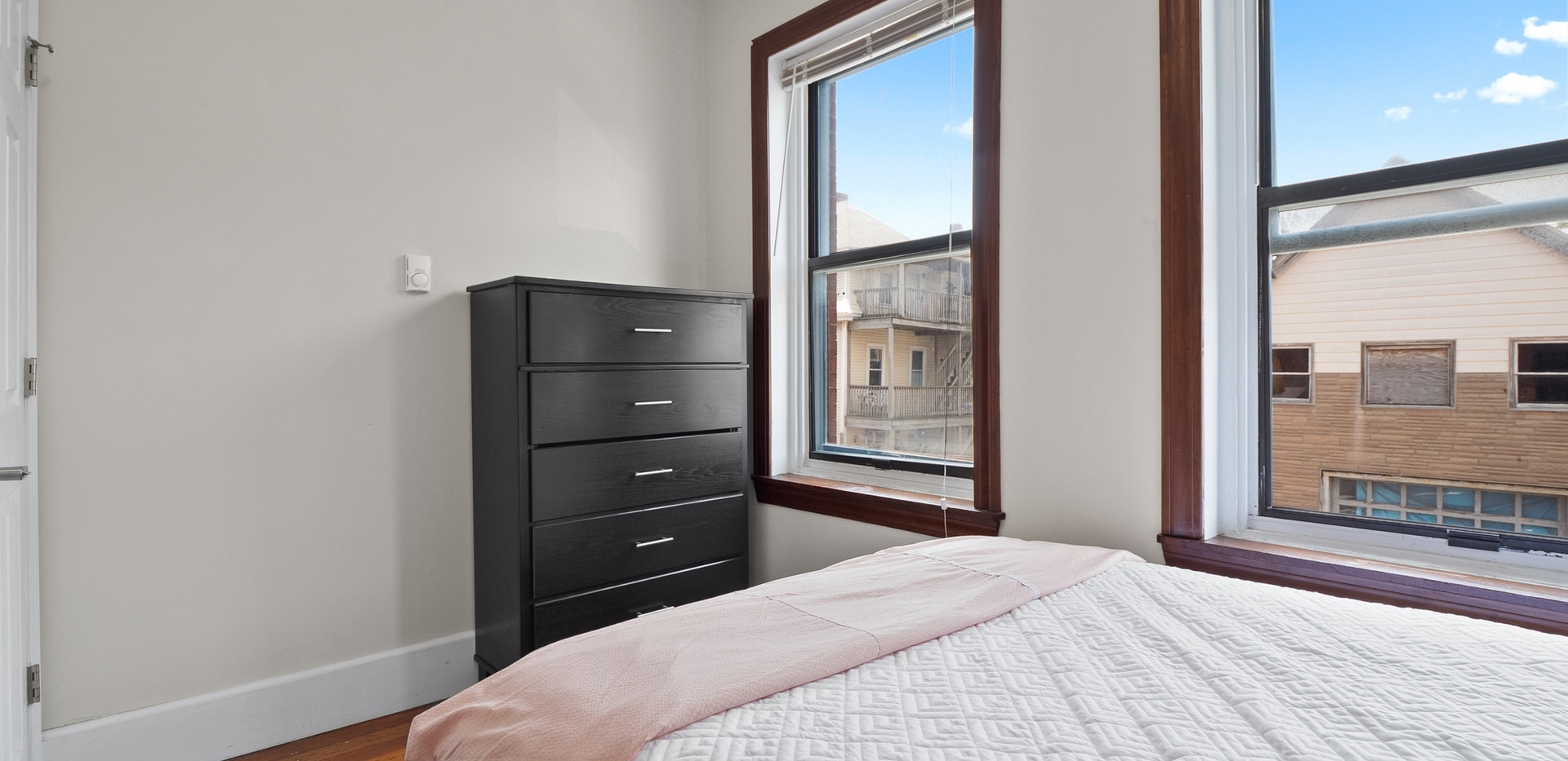 Bedroom B at 32 Shelby Unit 2