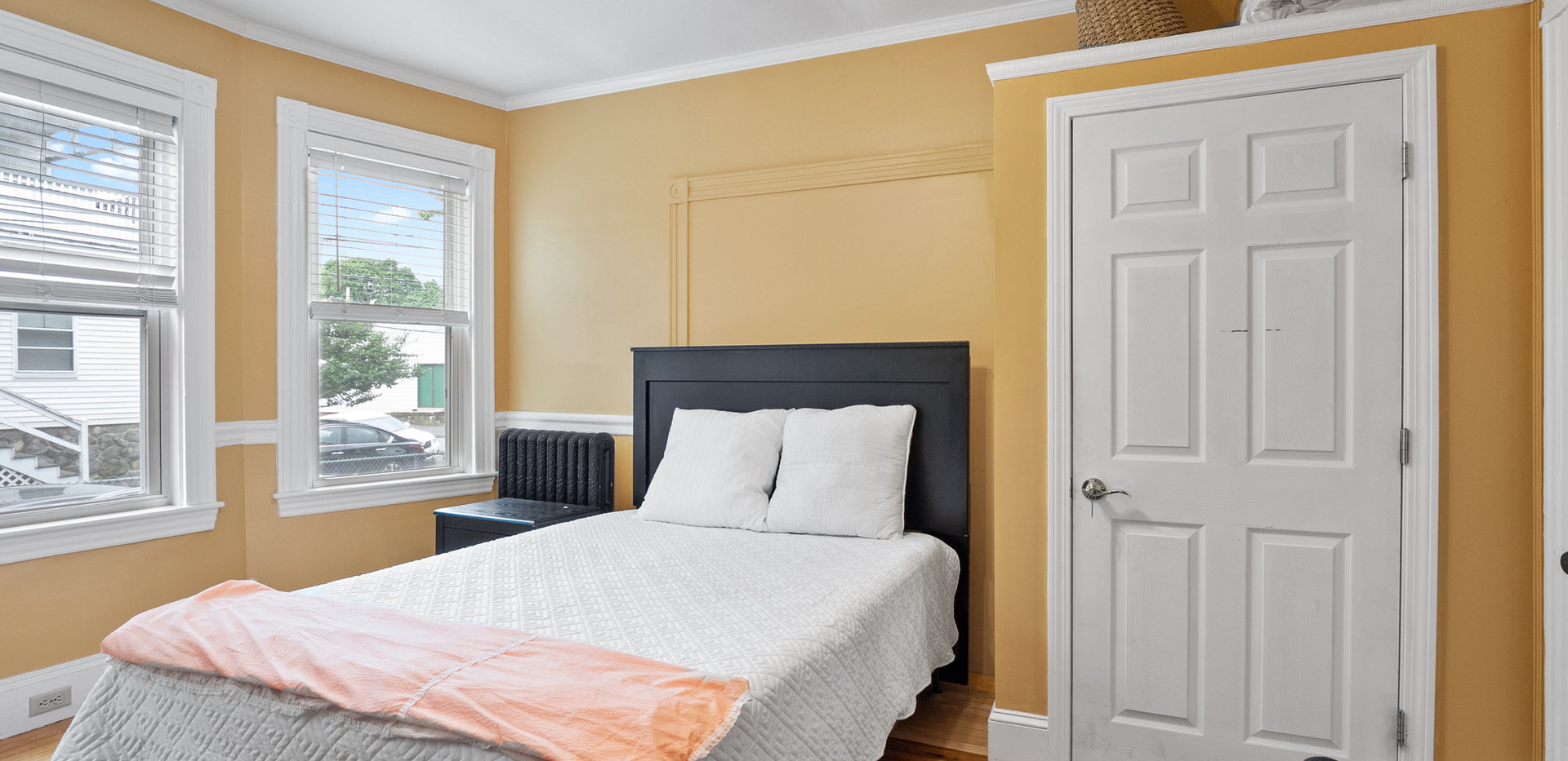 Bedroom 3 @ 54 Chester Unit 1