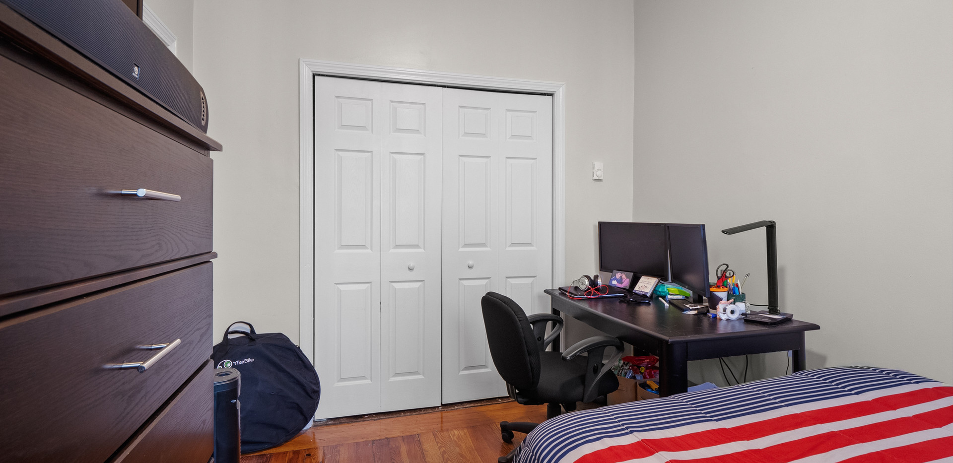Bedroom A at 32 Shelby Unit 2