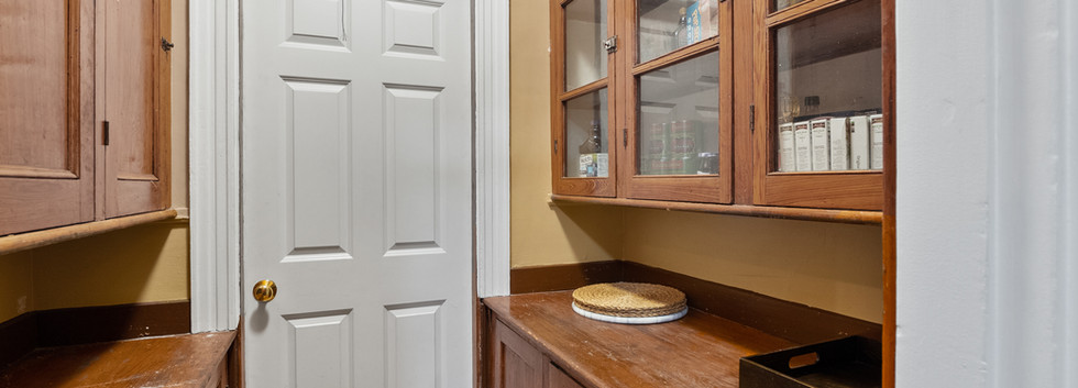 Pantry @ 54 Chester Unit 1