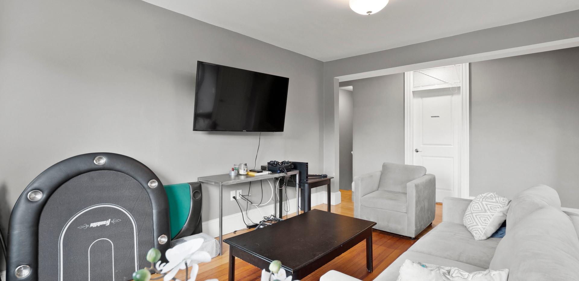 Living Room @ 139 Adams Street #3