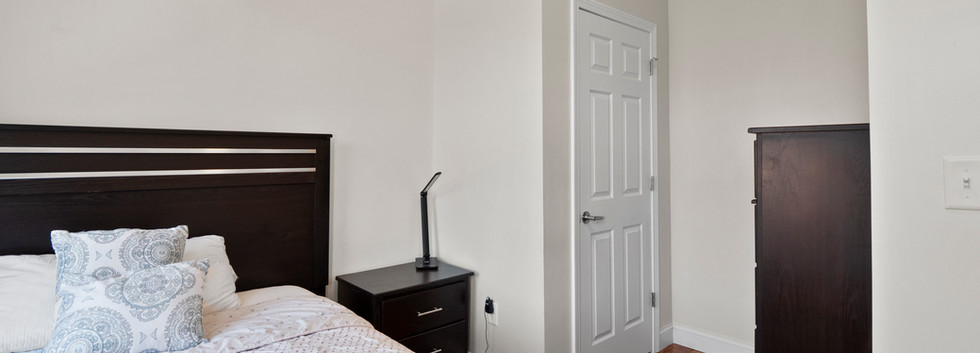Bedroom B at 32 Shelby Street Unit 3