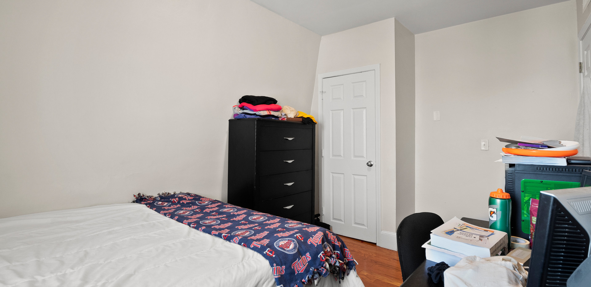Bedroom B @ 20 Governor Street Unit 3