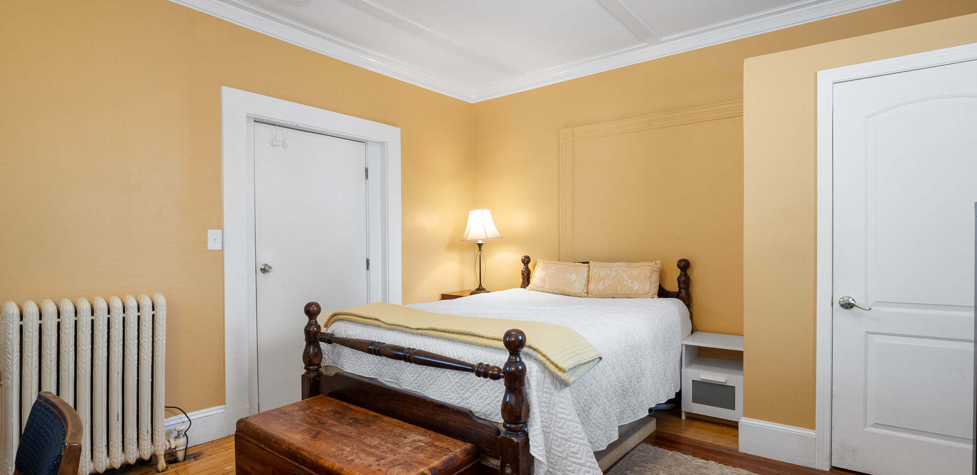 Bedroom 2 @ 54 Chester Unit 1